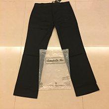 全新正品 CABAL 工作褲 黑色 SZ:L 原價2280
