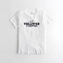 【HOLLISTER Co.】【HCO】HC女短T藍空鷗藍字白 F05210413-13
