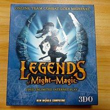 魔法門英雄會 2001 (legend of might and magic) pc game 電腦遊戲