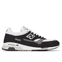 【預購商品】 NEW BALANCE 1500 M1500【M1500KGW】BLACK WHITE 英國製 黑白