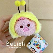 日本迪士尼商店 現貨》蜂蜜節限定 蜜蜂小豬Tsum S號