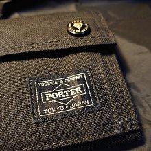 Porter Strict-G聯名短夾 日本製made in Japan 夏亞 Tokyo 近全新