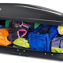   MyRack  【車頂箱套餐】HAPRO 4.3 430L 碳纖紋路黑(霧黑) 車頂行李箱+WHISPBAR車頂架
