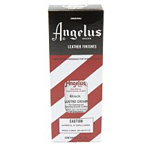 正品球鞋~Angelus皮革皮具AJ影子灰保養滋養霜護理膏 lustre cream
