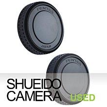 集英堂写真機【1個月保固】美品 PENTAX 645 原廠鏡頭蓋 鏡頭後蓋 645 645N NII 2枚 16094