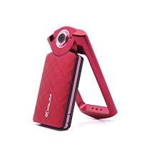 【台中青蘋果競標】Casio TR50 TR-50 紅 自拍神器 庫存品出清 無底價競標 #28414