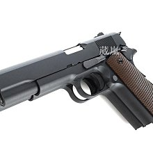 [01] WE M1911 雙管 全金屬 瓦斯槍 (BB槍BB彈玩具槍CO2槍模型槍短槍科特柯特.45手槍MEU1911