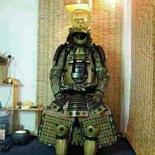 名家99日本各種武士名將大名盔甲訂製5