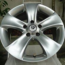 【 桃園 小李輪胎 】16吋5孔112 中古鋁圈 ET37  AUDI VW Skoda 車系適用