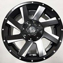 桃園 小李輪胎 VOS704 18吋 全新鋁圈 三菱 ISUZU 日產 皮卡  6孔139.7車系用 特價歡迎詢價