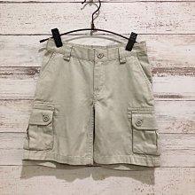 Maple麋鹿小舖 美國購買 童裝品牌POLO RALPH LAUREN 男童淺卡其口袋短褲 * ( 現貨4號 )
