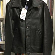 Mister Freedom Statesman Leather Jacket MFSC Kingsman 聯名 皮衣 牛皮 38號 全新正品 絕版品 只有一件