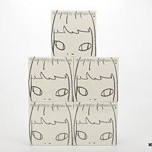 【高冠國際】奈良美智 Gummi Girl 糖果盒 Yoshitomo Nara 森美術館 STARS展 五款