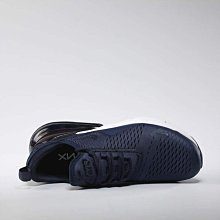 D-BOX NIKE W AIR MAX 270 慢跑鞋 氣墊 深藍 透氣