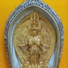 護身佛像*純銀千手千眼觀音菩薩佛像墜子*尺寸 : 約 5 x 3.5 公分 產品編號:3339 批發價售出