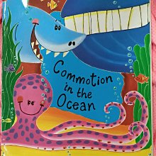 *NO.9 九號書店* Commotion in the Ocean 英文繪本童書 SCHOLASTIC