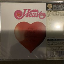 HEART 紅心合唱團 Dreamboat Annie SHM CD 日本版 全新未開封