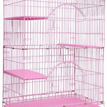 (H06-4)寶麟特製烤漆雙層貓籠 3*2尺促銷價$3200元