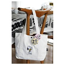 日本 史努比 雜誌附錄 手提包 別針 胸針 徽章 帆布袋 環保袋 托特包 肩背包 單肩包 Snoopy 生日禮物