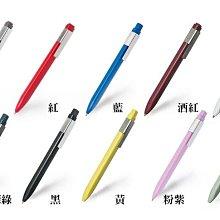 義大利 MOLESKINE 經典按壓式原子筆1.0mm/ 可購買0.7或0.5筆芯替換