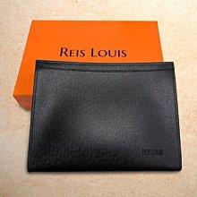 【REIS LOUIS 李斯路易斯】素色男士三角手拿包RL583(素款三角手拿包 RL583)(原價10800)