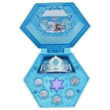 4165本通 冰雪奇緣-2 閃亮亮音樂飾品盒 4904810133278