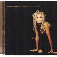 新尚唱片/ MARIA MONTELL:AND SO... 二手品-01414085