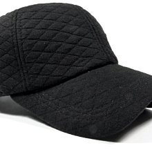 帽子專賣店【TREND FAD 秋冬休閒風格 ☆D296-1☆ 優質護耳造型棒球帽】黑色款