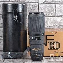 【品光數位】Nikon AF 200mm F4 D MICRO 望遠 定焦 #80047