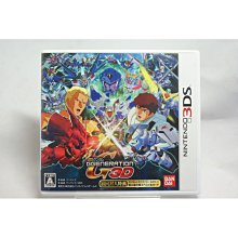 [耀西]二手 純日版 任天堂 3DS N3DS SD 鋼彈 G 世代 3D 含稅附發票