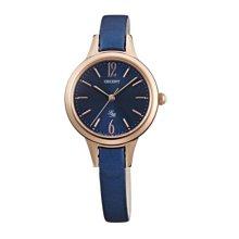可議價 ORIENT東方錶 女 皮帶時尚 石英腕錶 (FQC14004D) 28mm