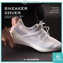 【 限時下殺】DOT聚點 Sneaker Mob COVER 防滑 止滑 防雨 防水 矽膠 鞋套 雨鞋 黑 白 雨天必備