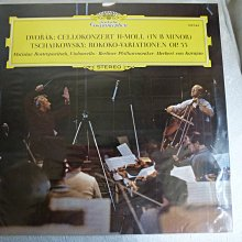 全新未拆DG(德國首版)139 044 @1969,Dvorak: Cello Concerto In B Minor