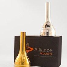 《宸緯樂器》Alliance WFMGR-RM環鍍金系列短號吹嘴《限時降價免運出清》WFMGR-RM3A
