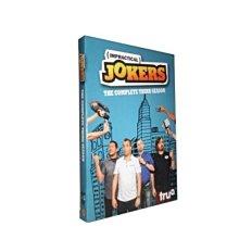 【優品音像】 高清原版美劇好友互整 Impractical Jokers1-5季完整版16DVD碟片 精美盒裝