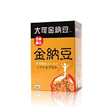 大可金納豆(3盒+送1盒) - 金納豆 保證公司貨 免運 金納豆 納豆 日本納豆 健康食品 保健食品 營養補給 調節機能