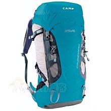 【山野賣客】義大利 CAMP-M4背包 40L/公升 中型登山背包 快開設計 露營 滑雪 戶外 CA1930