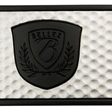 藍鯨高爾夫 BELLEZ Double Fun iBelt-Shield 寬版髮絲紋皮帶頭 #15210203