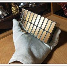 釹鐵硼強力磁鐵30mmx20mmx10mm--適合發電機磁鐵實驗!