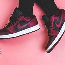 Air Jordan1 LOW AJ1 黑紅白 金屬扣 籃球鞋 男女球鞋 中性情侶鞋 DB6491-600