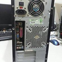 台中,太平電腦維修 - 中古 INTEL Celeron 2.4G 單核心主機 478 (限自取/非人為因素保固七天)