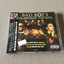 CD全新未拆封@吹牛老爹創廠10週年精選特輯@Bad Boy's 10th anniversary...The Hits