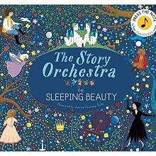 全新 現貨 The Story Orchestra The Sleeping Beauty 超氣質音效書