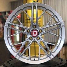 【員林 小茵 輪胎舘】美國 KLASSENiD F53R 旋壓圈 19吋 5孔車系適用 前後配 銀 (配胎套餐大折扣)
