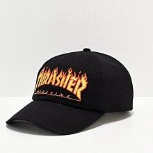 現貨~THRASHER FLAME OLD TIMER HAT 144652 老帽 刺繡 火焰