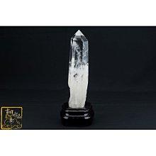 白水晶柱 24cm 化解橫樑壓頂【吉祥水晶專賣店】 編號BL80