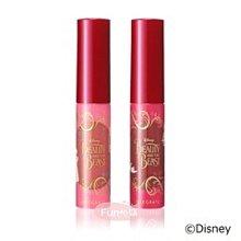 日本資生堂 INTEGRATE x 美女與野獸 限定 唇蜜 - RD575光透感紅色。現貨【Fun心購】