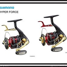 【NINA釣具】SHIMANO BB-X HYPER FORCE C4000 TYPE-G手煞車捲線器