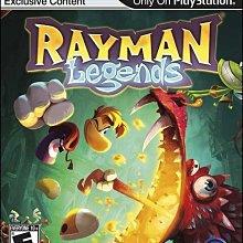 全新未拆 PSV 雷射超人:傳奇 雷曼超人 -英文美版- Rayman: Legends