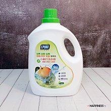 【EPURE】恩普樂橘檸檬雙果香洗衣精